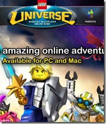 Lego Universe Preview Snippet